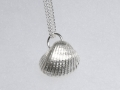 Fine-Silver-shell-pendant-with-hollow-back-1