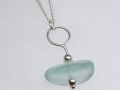 Sterling-Silver-and-Sea-Glass-Pendant-round-1