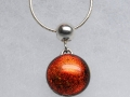 orange-dichro-pendant-on-ball-bail