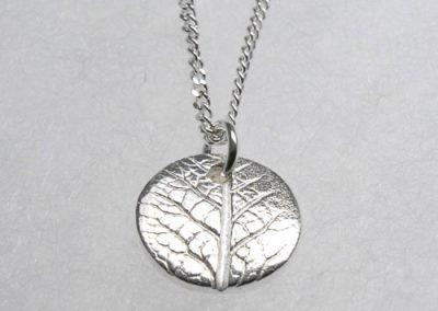 Fine-Silver-Leaf-Impression-Pendant