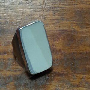 Sterling silver ring repair