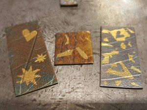 keum boo workshop demo pieces