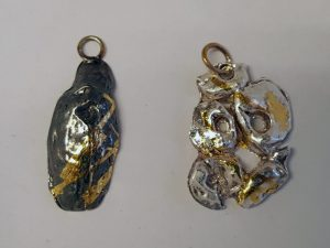 student jewellery keum boo workshop