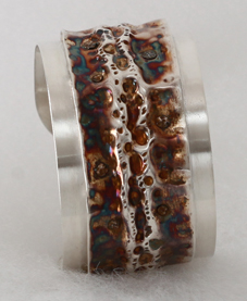 Custom Handmade Jewellery Tempa Bracelet