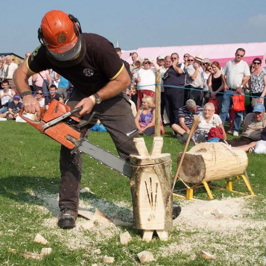 westmorland-county-show-chainsaws