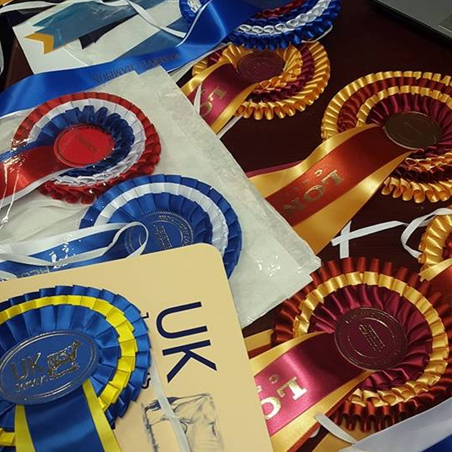 westmorland-county-show-rosettes